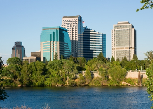 Sacramento may be great for those who love to exercise.