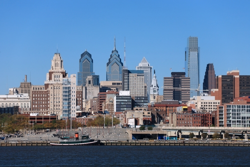 Philadelphia has many different sports teams.