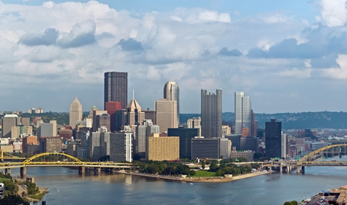 Pittsburgh is the home of the 2013 Frozen Four.