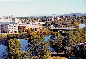 Spokane offers a unique experience of the Pacific Northwest.