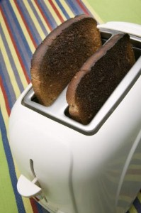 A toaster may be a good addition to the kitchen.
