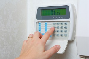 Alarm systems and security cameras can help you feel safer at home.