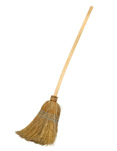 Brooms are important for every home.