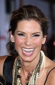 "In a recent Zillow survey, Sandra Bullock was named the ""Most Desirable Neighbor"" for 2011."
