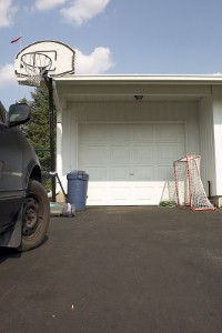 It may be important to make sure your driveway is sealed.