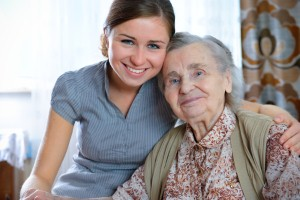 Moving into a senior community can be positive.