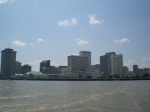 New Orleans may be the right destination for some young professionals.