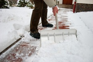 Shovels are vital for your home if you live in an area where snow is common.