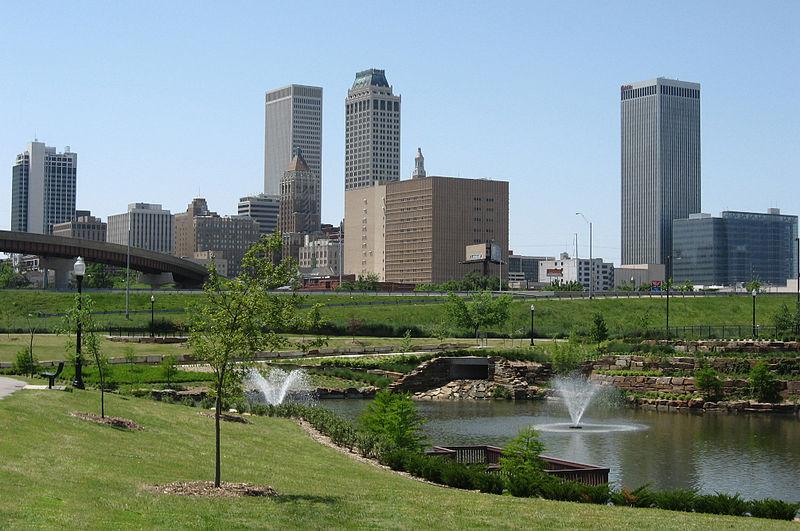 Find cheap rent in Tulsa, OK.