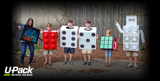 homemade Halloween costumes