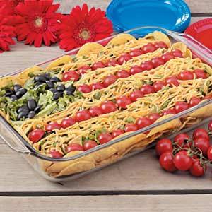July 4 Taco Salad