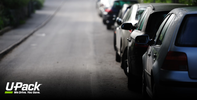 Do I Need A Parking Permit? | U-Pack