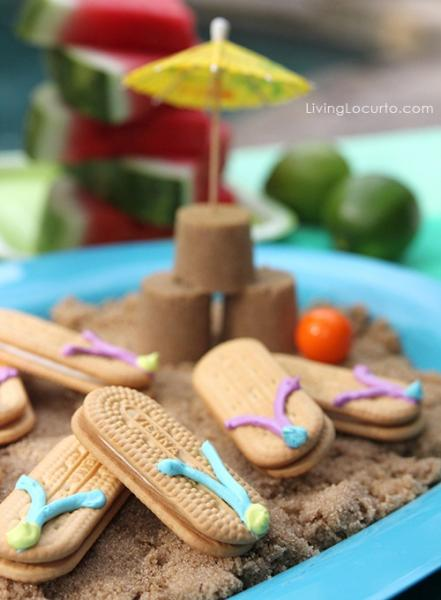 pool party food cookies.jpg