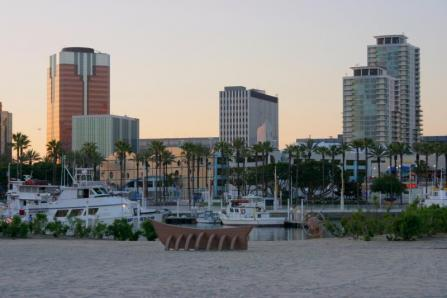 What will you do first after moving to Long Beach?