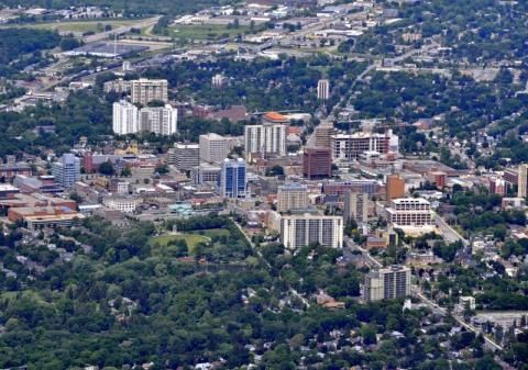 Information on moving to Kitchener, Ontario