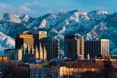 You'll experience beautiful sights after moving to Salt Lake City!
