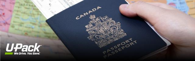 Do I need a passport to move to Canada?
