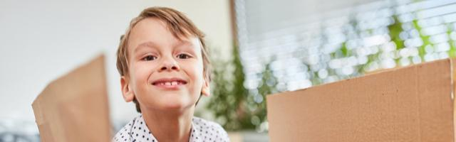 Moving with Kids: How to Help Children Transition