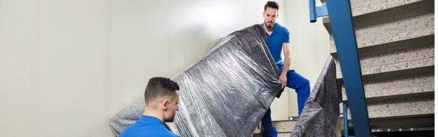 Hiring Movers to Load a Truck