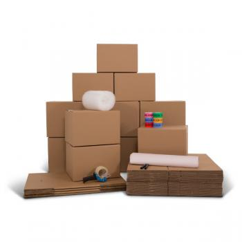 Enhanced 1 Bedroom Moving Kit U Pack