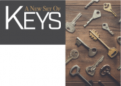 a new set of keys 7