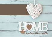 home is where the heart is 1