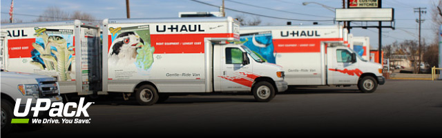 U Haul Trailer Sizes >> U Haul Trailers Information And Alternatives U Pack