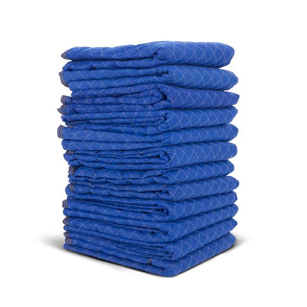 12 Economy Moving Blankets U Pack