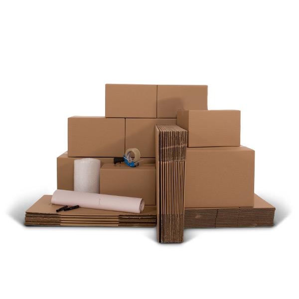 Basic 1 Bedroom Moving Kit U Pack