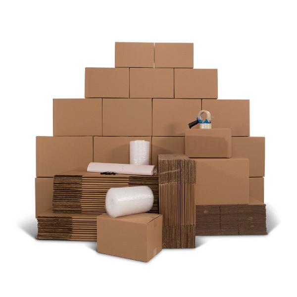 Basic 5 Bedroom Moving Kit U Pack