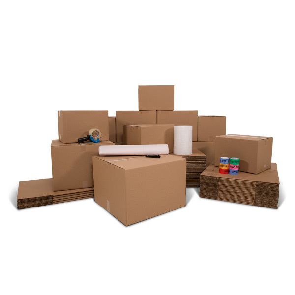 enhanced 3 bedroom moving kit u pack
