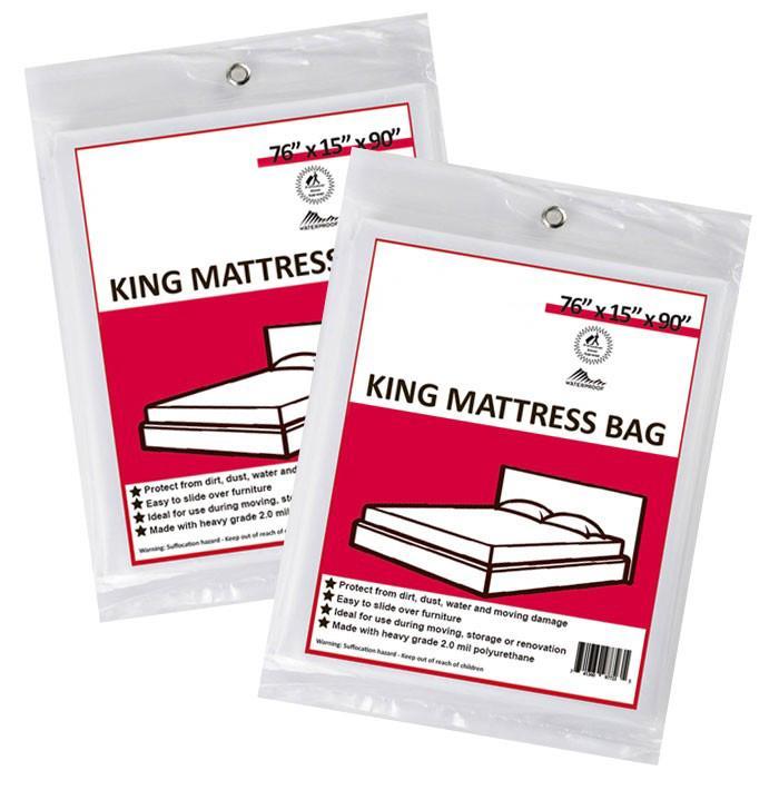 2 King Mattress Bags