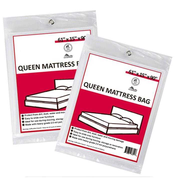 2 Queen Mattress Bags
